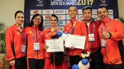 Lập kỳ tích 15 năm tại SEA Games, cặp VĐV Việt Nam rơi nước mắt