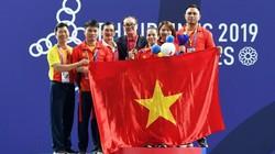 BXH SEA Games 30 (ngày 1/12): Việt Nam đoạt 10 HCV