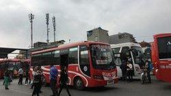 Sở GTVT Nam Định đề nghị huyện Giao Thuỷ làm rõ việc cấm xe khách