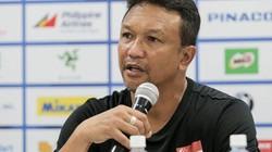 """Đội nhà thua te tua, HLV U22 Singapore vẫn """"dọa dẫm"""" U22 Việt Nam"""