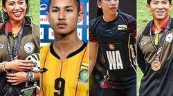 Con cháu Quốc vương Brunei tham dự SEA Games 30 gồm những ai?