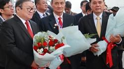 Đại biểu Việt Nam-Lào-Campuchia thăm quan mô hình 3 tỷ/ha/năm