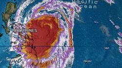 Siêu bão sức gió 185km/giờ đổ bộ Philippines, đe dọa SEA Games 30