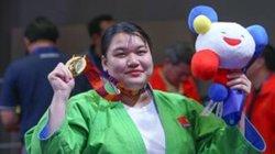 Hy sinh vì mục tiêu vàng, nữ VĐV kurash Việt Nam tăng 20kg trong... 7 tháng