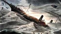 Cuộc trục vớt kho vàng lớn nhất nước Mỹ (Kỳ 1): Lời nguyền của con tàu
