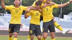 Đại thắng U22 Timor Leste, U22 Malaysia nhen nhóm hy vọng đi tiếp
