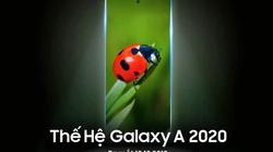 Galaxy A 2020 sẵn sàng ra mắt tại Việt Nam ngày 12/12, đẹp lung linh