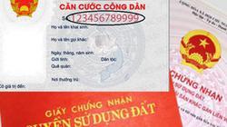 Dùng chứng minh thư mua nhà, đến lúc bán nhà dùng thẻ căn cước công dân thì làm thế nào?