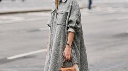 Nguyên tắc mặc áo khoác dáng dài thanh lịch cho phái đẹp