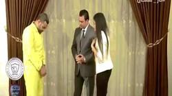 Video: Nô lệ tình dục IS đối mặt kẻ cưỡng hiếp mình trên sóng truyền hình