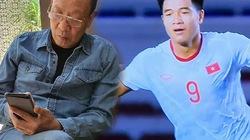 MC Lại Văn Sâm nói điều bất ngờ về Hà Đức Chinh sau pha đánh đầu tung lưới Singapore