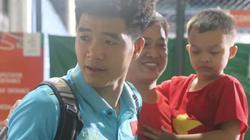 Hà Đức Chinh nói gì sau khi bị Ban tổ chức kiểm tra doping?