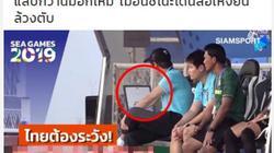 Báo Thái tố Việt Nam chơi xấu, HLV Nishino phản ứng cực bất ngờ