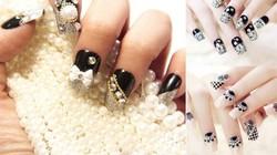 Những mẫu nail xinh đơn giản nhẹ nhàng hot nhất hiện nay