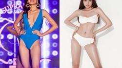 Ngọc Châu lộ khuyết điểm hình thể tại Hoa hậu Siêu quốc gia 2019