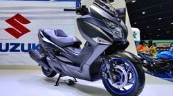 Hoành tráng xe ga cỡ lớn Suzuki Burgman 400 giá 164 triệu đồng