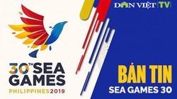 """Bản tin SEA Games: U22 Việt Nam vs U22 Thái Lan - đỉnh cao """"Võ lâm truyền kỳ"""""""