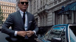 Phần phim 007 cuối cùng của tài tử Daniel Craig tung trailer