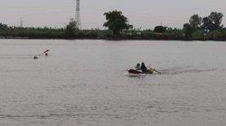 Tìm thấy thi thể người chồng trong vụ đắm tàu trên sông ở Hải Phòng