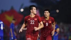 """Nguyễn Tiến Linh chỉ cho U22 Thái Lan """"cầm"""" vé bán kết... 4 phút"""