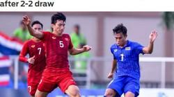 Báo châu Á: Nhà vô địch Thái Lan bị đá bay khỏi SEA Games