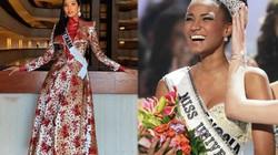 Á hậu Hoàng Thùy được Miss Universe 2011 Leila Lopes ưu ái?