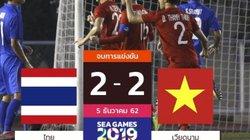Báo Thái Lan cay đắng khi đội nhà để U22 Việt Nam ngược dòng 2 bàn
