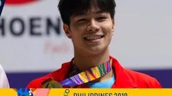 """""""Kình ngư"""" 16 tuổi của Việt Nam đoạt HCV SEA Games 30 là ai?"""