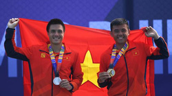 Giành HCV SEA Games lịch sử, Lý Hoàng Nam nói gì về Daniel Nguyễn?