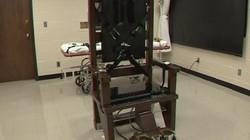 Mỹ: Tử tù bị hành quyết bằng ghế điện, thấy khói bốc lên từ trên đầu