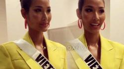 Rộ tin Á hậu Hoàng Thùy lọt top 10 trả lời phỏng vấn xuất sắc nhất Miss Universe 2019