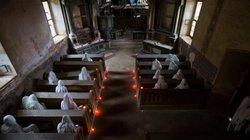 """Rùng rợn nhà thờ bỏ hoang từ thế kỷ 14 bị """"chiếm giữ bởi 32 bóng ma"""""""