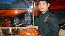 Ngỡ ngàng với hàng chục món ăn chế biến từ con cua Cà Mau