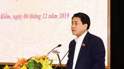 Chủ tịch Hà Nội chỉ rõ lỗi sai của đơn vị thí điểm làm sạch sông Tô Lịch