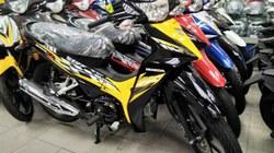 Cận cảnh 2020 Honda Wave Alpha vừa ra thị trường Đông Nam Á