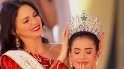 Đại diện Thái Lan đăng quang Hoa hậu Siêu quốc gia 2019, Ngọc Châu dừng chân ở top 10