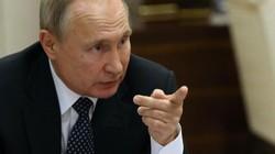 Putin nổi giận với các yêu sách của Ukraine