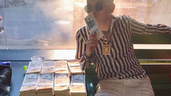 Cu Thóc thành triệu phú đô la, khoe chồng tiền cao ngất: Sự thật bất ngờ