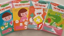 """Bộ sách Nhật Bản """"giải cứu"""" trẻ khỏi thiết bị điện tử"""