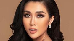 Tường Linh khoe sắc vóc ngọt lịm trước thềm chung kết Hoa hậu Hoàn vũ VN 2019