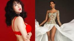 Phi Thanh Vân mặc bikini đỏ rực khoe dáng đẹp như tranh, Hoàng Thùy diện váy xuyên thấu