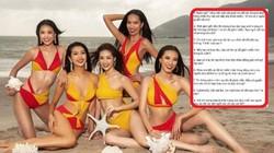 """Dân mạng """"dậy sóng"""" vì câu hỏi ứng xử của chung kết Hoa hậu Hoàn vũ VN 2019 bị lộ?"""