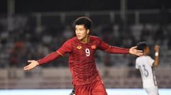 Hà Đức Chinh đã ghi bao nhiêu bàn bằng đầu tại SEA Games 30?