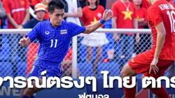 Bị loại, Thái Lan có hành động cực bất ngờ với CĐV Việt Nam