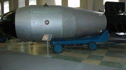 """Tiết lộ về sức mạnh của Tsar Bomba - """"Vua của các loại bom"""""""