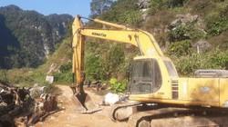 Nữ phiên dịch tử vong do đá lăn trúng: Mỏ đá tạm dừng hoạt động