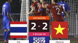 """NÓNG nhất tuần: """"Nước mắt người Thái Lan rơi"""" vì để U22 Việt Nam ngược dòng 2 bàn"""