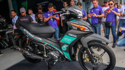 """Yamaha Jupiter 2020 chốt giá từ 31 triệu đồng, Honda Future """"lo sợ"""""""