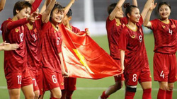 AFC dành lời khen đặc biệt với chiến công của ĐT nữ Việt Nam