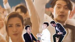 """Đông Nhi công khai loạt khoảnh khắc khó đỡ của dàn sao Việt trong """"đám cưới thế kỷ"""""""